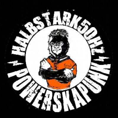 Logo Halbstark50hz